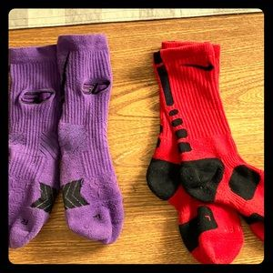 Boys Nike socks